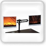 Click to view screen adjustable mount