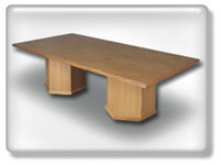 Click to view Barrel conference table