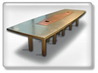 Click to view Convegno conference table