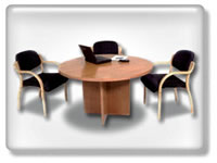 Click to view Monsoon 100 conference table