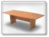 Click to view Shape conference table