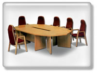 Click to view Monsoon 500 conference table