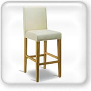 Click to view Ivory bar stools