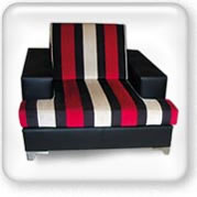 Click to view Candy cane couches