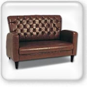 Click to view Donatello leather couch