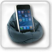 Click to view phone bean bag