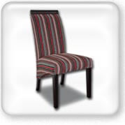 Click to view Rome dining chair
