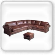 Click to view Stafford leather couch
