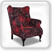 Click to view Tahiti wingback couches