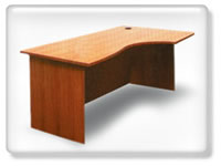 Click to view curve 100 office desks