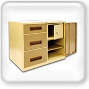 Click to view steel combination cabinet