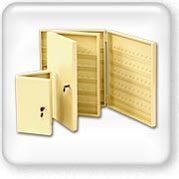 Click to view steel key cabinets