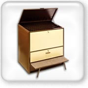 Click to view steel vertical plan filing cabinet
